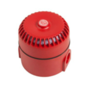 COFEM-34 | Sirena de alarma bitonal de interior y exterior con zócalo alto