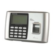 CONAC-656 | Terminal de control de acceso y presencia - Anviz. Identificación por tarjeta RFID EM 125KHz, huella dactilar, código usuario, contraseña numérica y/o combinaciones. 2000 huellas o tarjetas, 50000 registros. Huella, tarjeta, ID + huella, código + tarjeta, huella + tarjeta. TCP/IP, Mini USB, USB Flash Drive. Módulo de salida de relé. 8 estados autodefinidos.