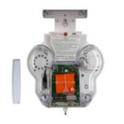 CQR-19 | Placa de sirena piezoeléctrica vía radio universal 868MHz sin cubierta, para uso en exteriores