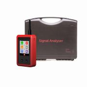 CSL-4 | Analyseur de signaux pour réseaux WiFi 2,4 GHz, 2G, 3G, 4G, GSM