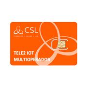 CSL-SIM-ESTANDAR | SIM 4G roaming gestionadas de CSL