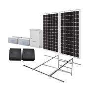 DAHUA-1373N | Kit solar Dahua compuesto de: