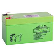 DEM-011N | 12V / 1.2 Amp battery.