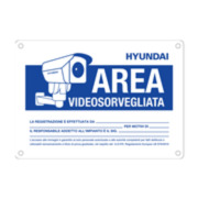 DEM-28IT | Placca serigrafia HYUNDAI