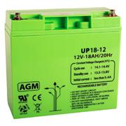 DEM-7N | 12V, 17 Amp battery.