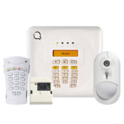 DSC-177 | Kit DSC wireless compuesto por: