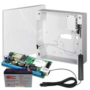 EBS-4 | Kit composé d'un émetteur multifonctionnel 2G / 3G, GSM, GPRS, SIM avec boîtier, une batterie et une antenne.