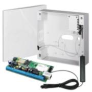 EBS-5 | Kit composé d'un émetteur multifonctionnel avec 2G / 3G, GSM, GPRS, double SIM avec boîtier, comprend un transformateur et une antenne.