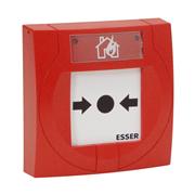 ESSER-29 | Caja para montaje color azul para módulo 804868