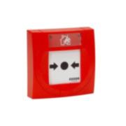 ESSER-4 | Pulsador manual de alarma IQ8 de ESSER compacto con plástico flexible