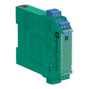 FOC-729 | Barrera intrínsecamente segura Zener de 2 canales alimentada a 24V CC por bucle