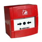 FOC-731 | Pulsador de alarma rearmable intrínsecamente seguro de Hochiki