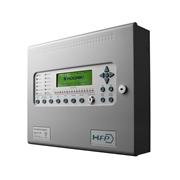 FOC-850 | Panel de control de 2 lazos (16 zonas, no conectables en red, montaje en superficie)