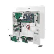 HONEYWELL-160 | Kit de central Galaxy Flex+ de Grado 3 de 100 zonas + Caja especial de Grado 3 para batería de 18AH + Módulo IP y GPRS + Teclado MK-7