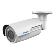 HYU-311   IP bullet camera with IR illumination of 30m, for outdoors, 4 MP