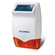 HYU-70 | Outdoor solar siren via radio