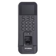 HYU-728 | Standalone HYUNDAI Access Control terminal with biometric fingerprint reading and MIFARE card reader