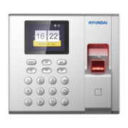 HYU-729 | Standalone HYUNDAI Access Control and Presence terminal with biometric fingerprint reading and EM card reader