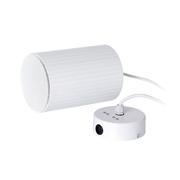 INTEVIO-73 | Proyector de aluminio de 20W para líneas de 100V con transformador de potencia variable (20-10-5-2.5W)