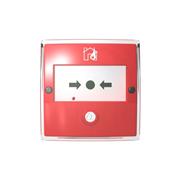 MORLEY-122 | Pulsador manual de alarma rearmable