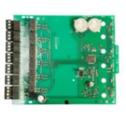NOTIFIER-133   Módulo de control direccionable con protocolo OPAL de 6 circuitos de salida en forma relé NA/NC.