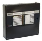 NOTIFIER-165 | Central convencional micro procesada de 4 zonas con 2 salidas de sirenas supervisadas y 2 entradas.