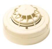 NOTIFIER-179 | Detector térmico convencional de alta temperatura 77°C FD recomendado para la detección de incendios en ambientes donde existen cambios bruscos de temperatura en ciertos periodos de tiempo.
