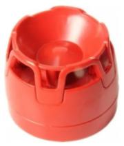 NOTIFIER-219 | Sirena con base estándar de color rojo