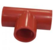 NOTIFIER-319 | Paquete de 10 bifurcaciones ignifugas en T para tuberías de muestreo