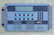 NOTIFIER-607 | 020-571 Front with ID3000 central LCD display