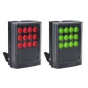 RAYTEC-85 | Foco especial VARIO2 IP de iluminación roja y verde