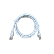 SAM-4443 | UTP unshielded cable of 10 meters with RJ45 connectors, 5E category.