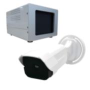 SAM-4660 | Telecamera termica bullet per la misurazione della temperatura corporea