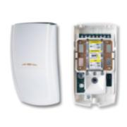TEXE-31 | Detector de doble tecnología PIR y Microondas Banda X Premier Elite CW de alta inmunidad con sistema de módulos PCB intercambiables