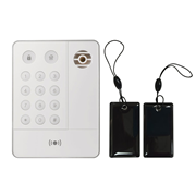 VESTA-150 | Remote keypad with siren and VESTA By Climax proximity reader
