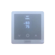 VESTA-286 | Regulating thermostat with manual and automatic temperature adjustment, built-in Z-Wave Plus