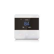 VESTA-287 | Regulating thermostat for heat pump with manual and automatic control
