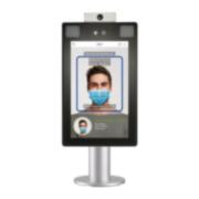 ZK-133 | Terminal multibiométrico ZKTeco con reconocimiento facial, de palma con detección de fiebre para Control de Accesos