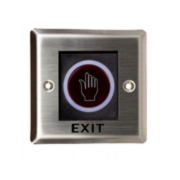ZK-178 | ZKTeco metal push button for door opening