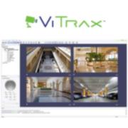 CONAC-459 | Programme VITRAX de contrôle vidéo pour 9 caméras max. et 3 utilisateurs