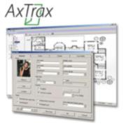 CONAC-457 | Programme AxTraxNG  de contrôle d'accès pour plus de 512 hubs