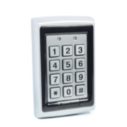 CONAC-517N | Autonomous vandal keyboard with integrated proximity reader