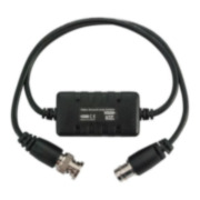 CTD-496 | Video ground loop isolator (via coaxial).