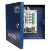 CTD-543N | Power supply in a metal box with 4 outputs 12V / 4A total