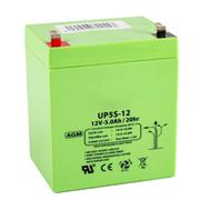 DEM-2N | 12V / 5 Amp battery