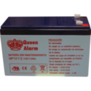 DEM-3 | Battery: 12V– 7.2 Amp.