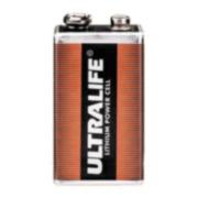 DEM-88 | - Squat lithium battery 9V    - Squat lithium battery 9V