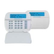 DSC-10 | Teclado LCD alfanumérico cableado con transceptor Power G