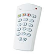 DSC-58 | Teclado portátil vía radio bidireccional