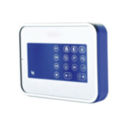 DSC-59 | Two-way radio portable keyboard with touch screen